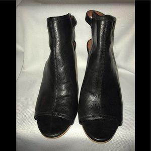 LUCKY BRAND Women's 8.5 Wedge Booties Heels